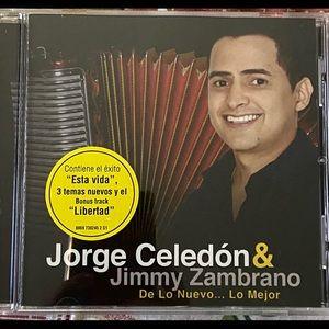 De lo Nuevo..  by Jorge Celedon & Jimmy Zambrano